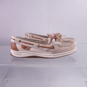 NEW Sperry Angelfish Boat Shoes STS83335 Confetti